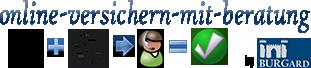 www.online-versichern-mit-beratung.de-Logo